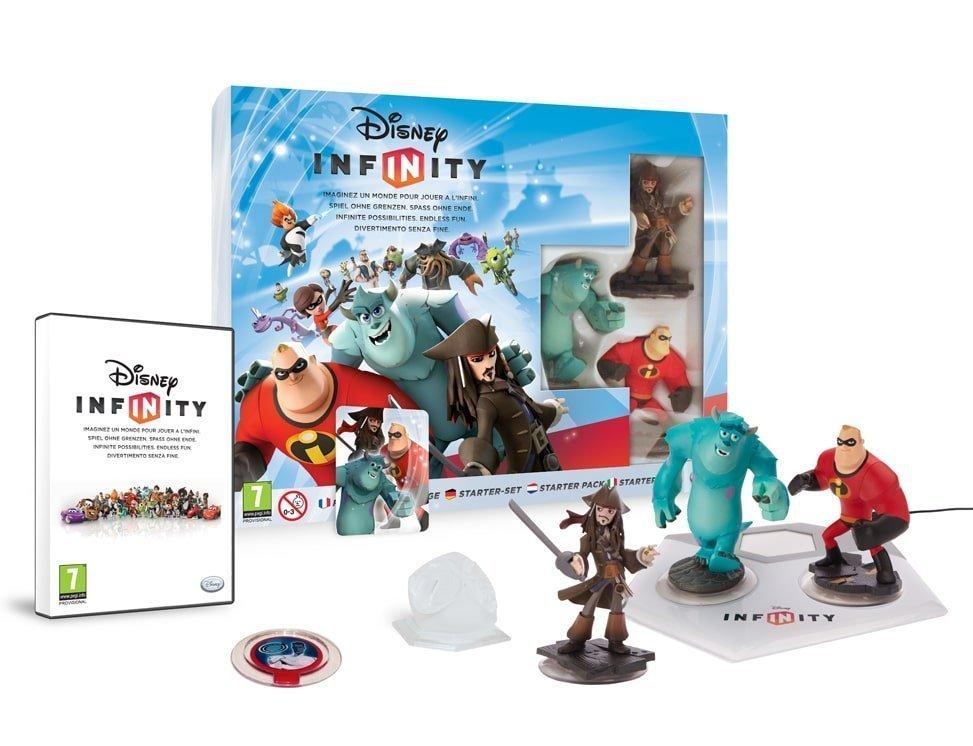 Disney Infinity - StarterPackBundle_FGDI-PEGI