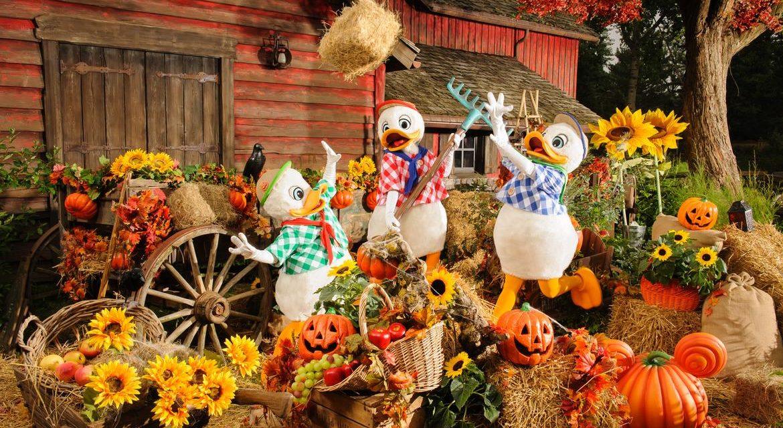 Premières infos sur le Festival Halloween 2013 de Disneyland Paris. Une cavalcade … mais un lot de shows supprimés :'-(