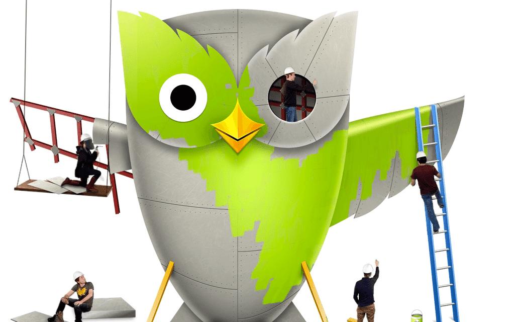 """Nous avons testé Duolingo, pour réviser """"gratuitement"""" les langues avec son ordinateur et son smartphone, de façon ludique et participative."""