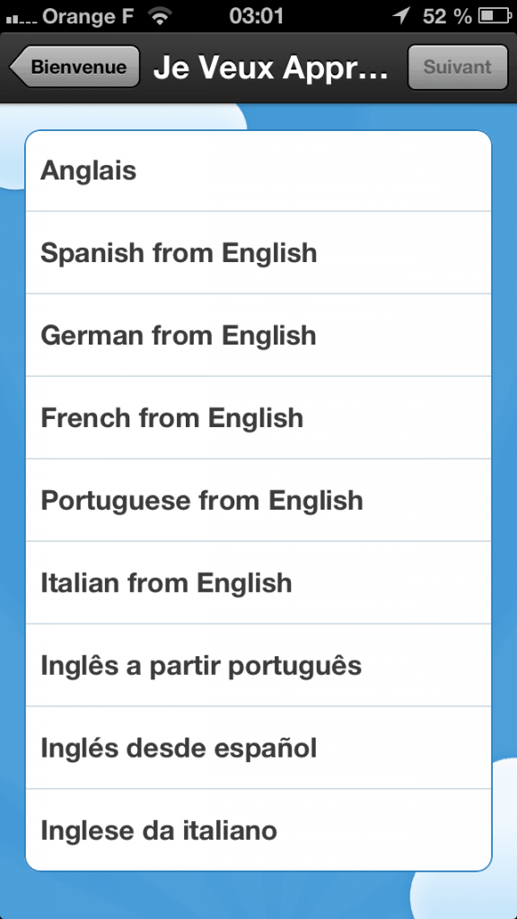 Duolingo iPhone - 9224