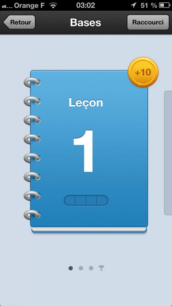 Duolingo iPhone - 9226