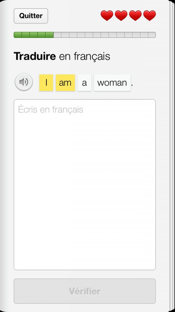 Duolingo iPhone - 9229