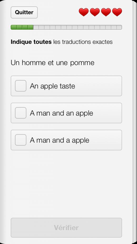Duolingo iPhone - 9234