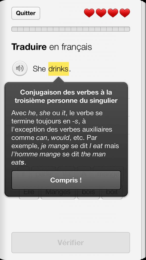 Duolingo iPhone - 9236