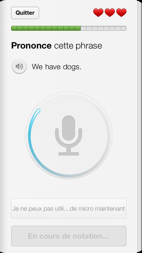 Duolingo iPhone - 9256