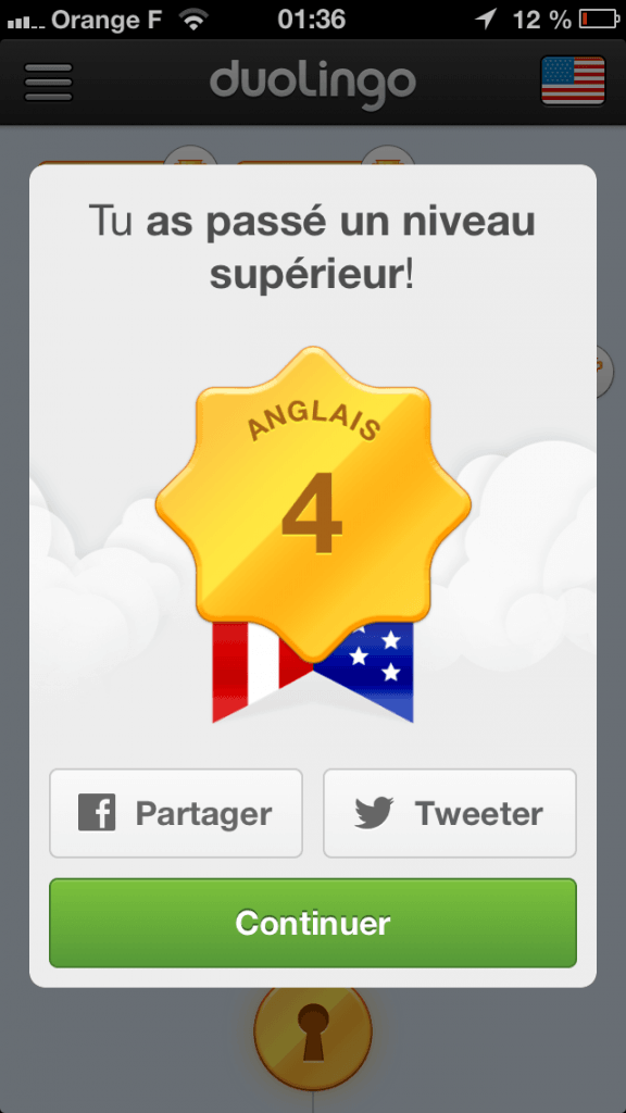 Duolingo iPhone - 9258