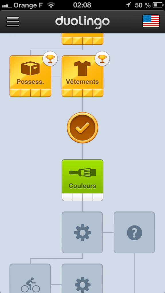 Duolingo iPhone - 9262