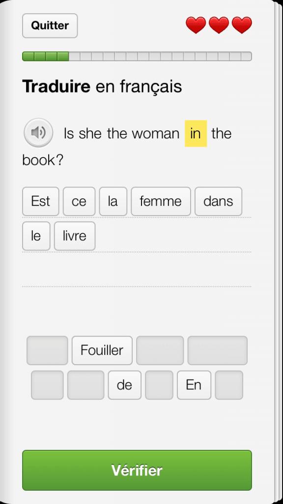 Duolingo iPhone - 9289