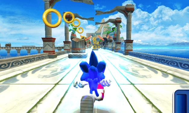 Retour du hérisson bleu de SEGA sur tablettes et smartphones avec un petit air de Special Stage sous amphétamines. Notre test de Sonic Dash sur iPhone et iPad.