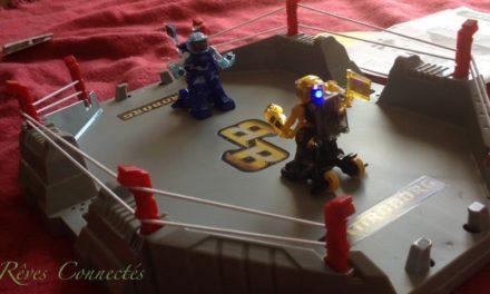 Envie d'organiser des combats de robots dans votre salon ? C'est possible avec les BATTROBORGS. Notre test.