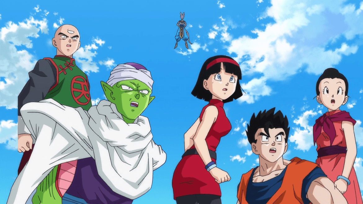 Dragon Ball Z - Battle of Gods 14