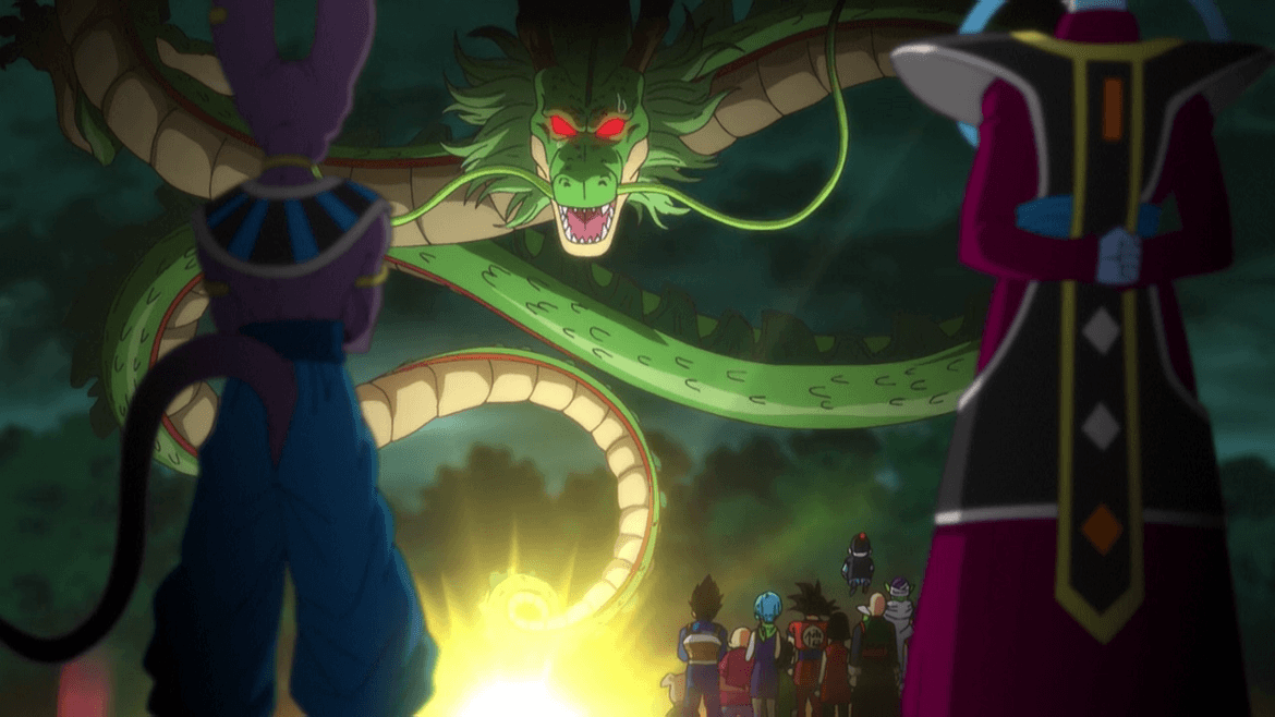Dragon Ball Z - Battle of Gods 15