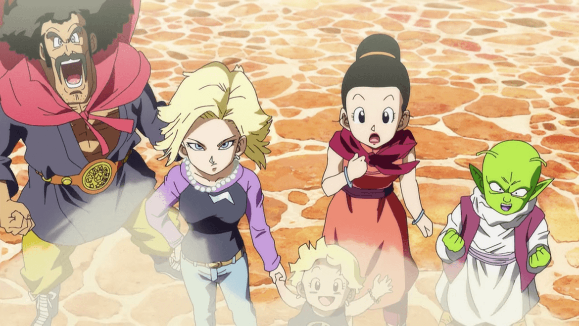 Dragon Ball Z - Battle of Gods 16