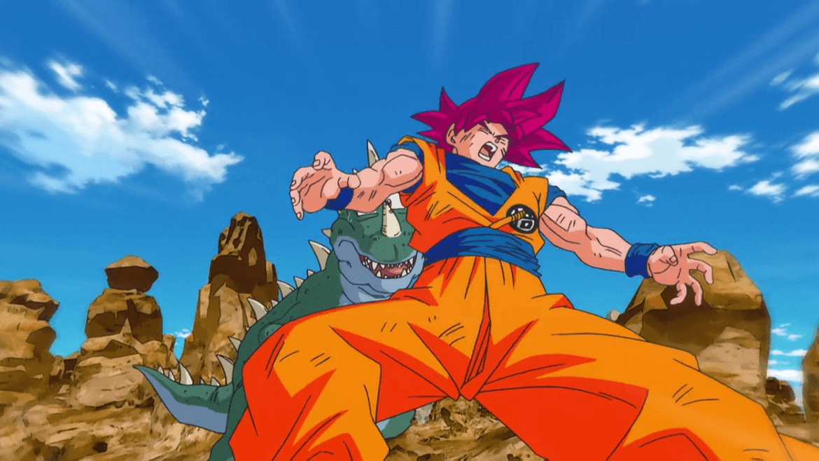 Dragon Ball Z - Battle of Gods 18