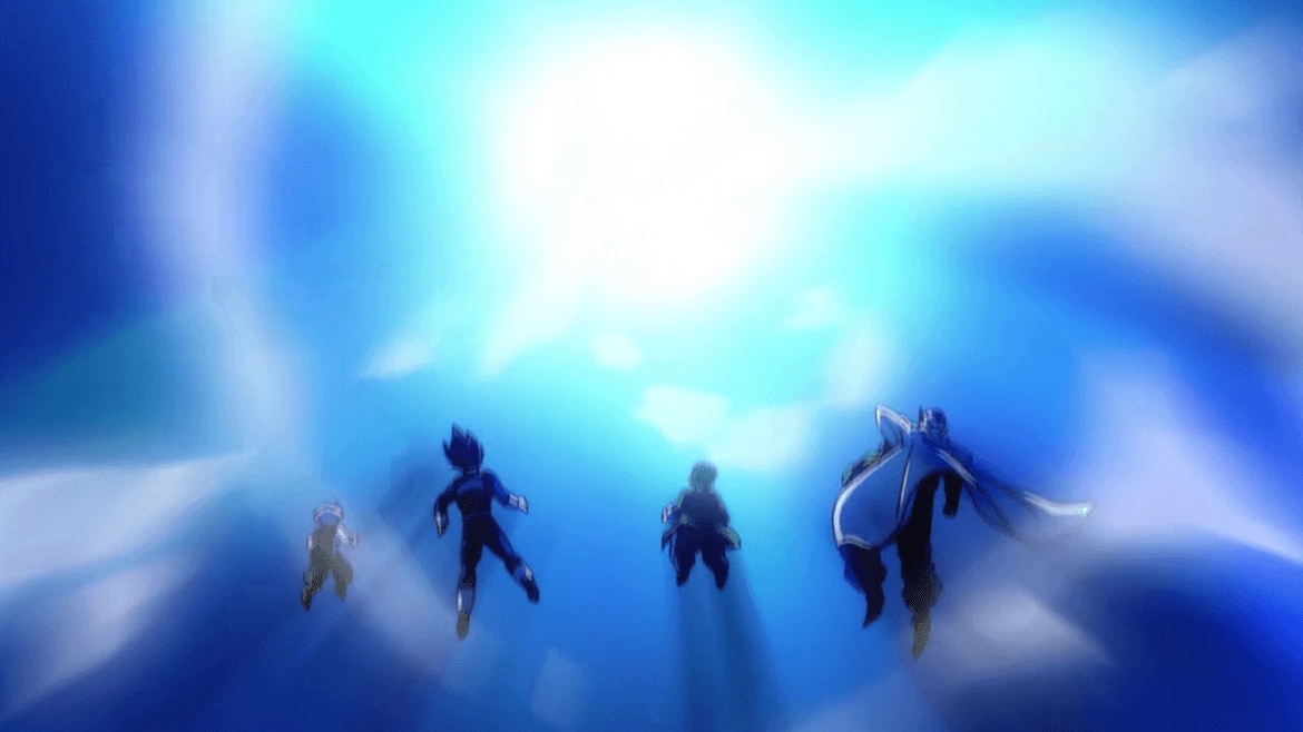 Dragon Ball Z - Battle of Gods 19