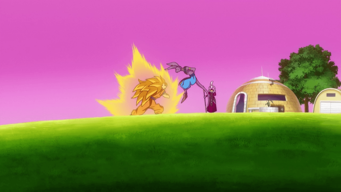 Dragon Ball Z - Battle of Gods 6
