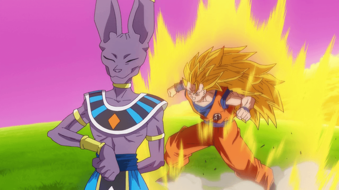 Dragon Ball Z - Battle of Gods 7
