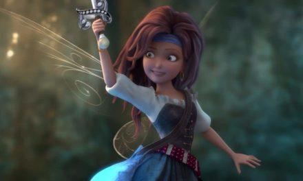 Clochette et la Fée Pirate : Synopsis, premières images et bande-annonce teaser du film.