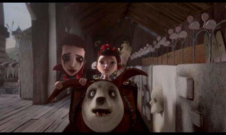 Jack et la Mécanique du Cœur … Un film d'animation original et plein de poésie … sur la différence et la passion amoureuse.