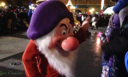 Les surprises de Disneyland Paris pour le réveillon. Une «Stars'n'Cars» spéciale aux Walt Disney Studios et des infos sur «La Place de Rémy».
