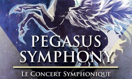 """""""Pegasus Symphony"""", le premier concert symphonique entièrement dédié aux musiques de Saint Seiya, aura lieu le 18 Octobre 2014 au Grand Rex de Paris à 20h."""