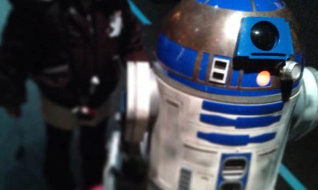 Star Wars Identities à la Cité du Cinéma. Exposition originale et interactive à ne pas manquer pour apprendre en immersion dans l'univers de Star Wars.