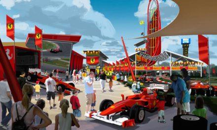 Le parc à thèmes espagnol PortAventura annonce «FERRARI LAND», un concept autour du célèbre constructeur automobile.
