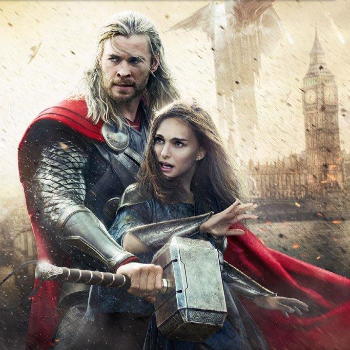 Thor-Le-Monde-des-Tenebres-et-Jane-Foster