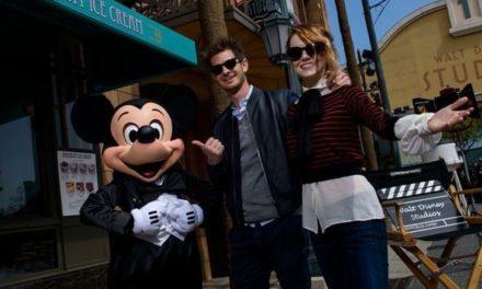Rencontrez Spider-man aux Walt Disney Studios de Disneyland Paris !