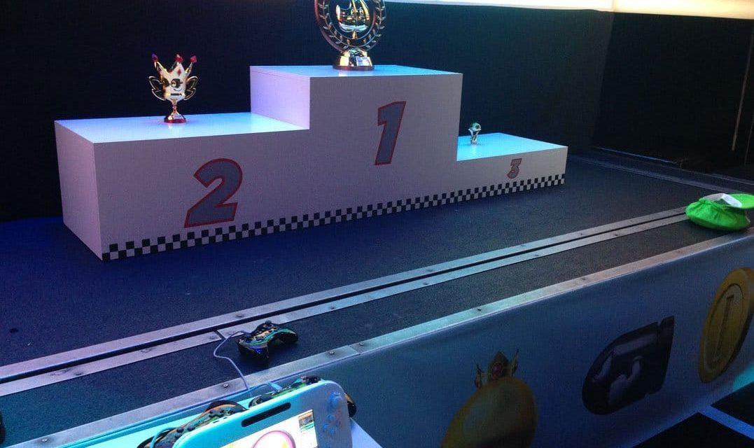 Chronique de notre tournoi Mario Kart 8 (Wii U), organisé à l'occasion de la fête d'anniversaire de Léopoldine et d'Aliénor.