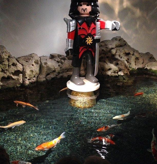 Cet été les Playmobil ont envahi l'Aquarium de Paris. Nous avons testé en famille.
