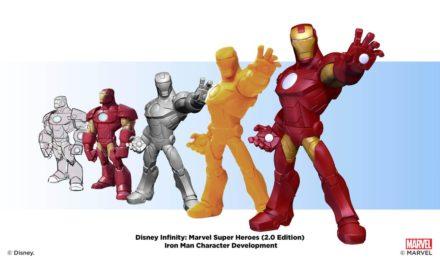 À un mois de sa sortie en France, Disney Infinity 2.0 se dévoile peu à peu…