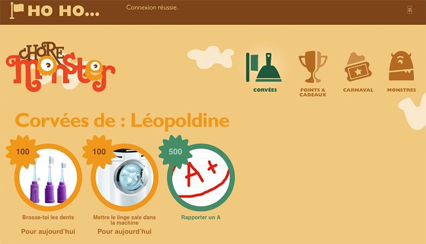 Chore-Monster-Corvees-de-Leopoldine