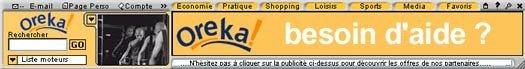 Oreka-barre-de-navigation-web