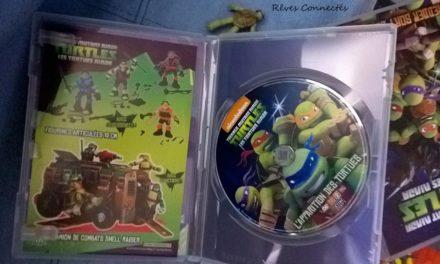 Tortues Ninja (Teenage Mutant Ninja Turtles). Les filles à la découverte de vieilles amies qui ont fait leur grand retour.