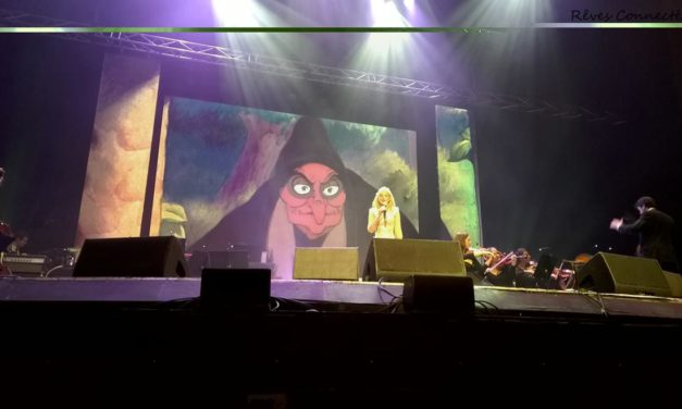 We Love Disney 2 : Chronique du concert évènement au Grand Rex au profit de l'association RÊVES.
