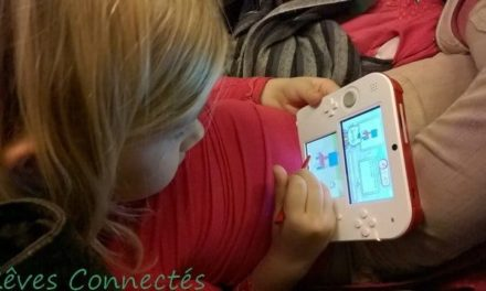 "Aliénor a testé ""Hello Kitty Happy Happy Family"" sur sa Nintendo 2DS."