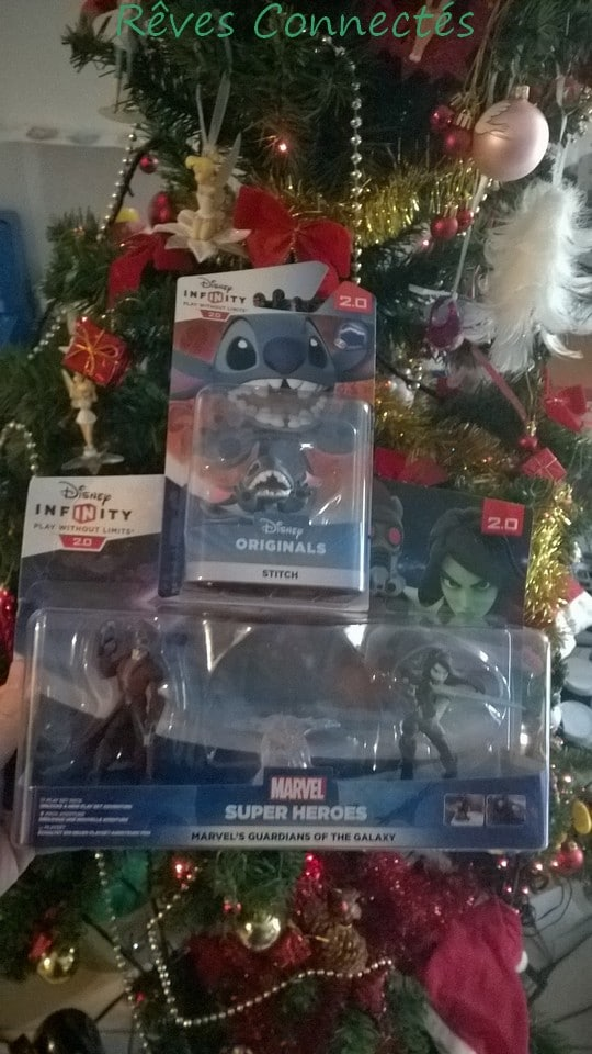 Disney Infinity 20 Les gardiens de la galaxie guardiens of the galaxy stitch WP_20150110_003