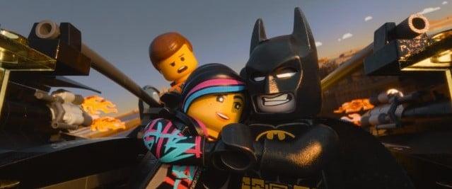 La Grande Aventure Lego 11