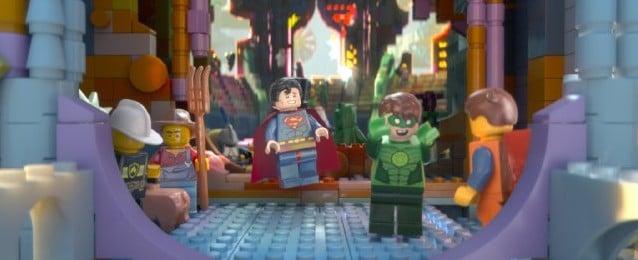 La Grande Aventure Lego 5