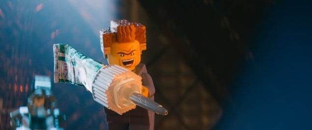 La Grande Aventure Lego 9