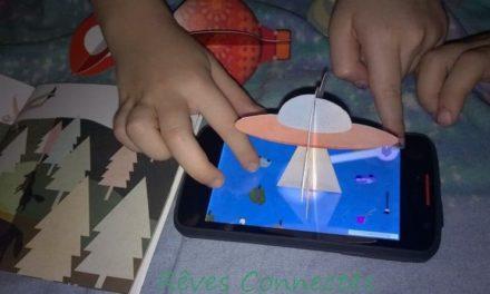La vie connectée (Nathan / La Cité des Sciences) et la réalité augmentée (Zephyr) pour les enfants.