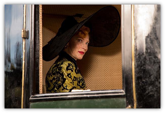 La Maratre de Cendrillon Cate Blanchett