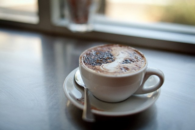 Sacha Fernandez Cappuccino at Cafe Giulia Chippendale https://www.flickr.com/photos/sacharules/