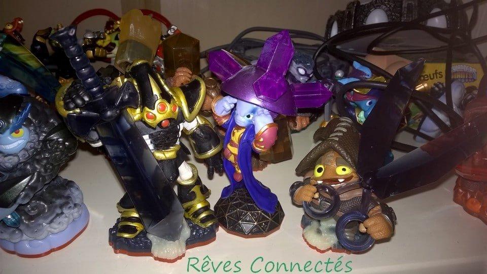 Figurines Reves Connectes Skylanders Disney WP_20150404_009