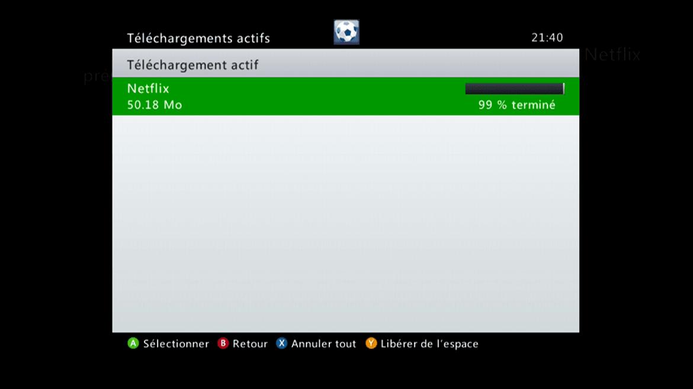 Xbox 360 : il faut patienter (et ça intéresse qui la taille du fichier ?)