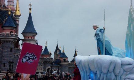 """Une journée dédiée aux enfants à Disneyland Paris avec """"Tout le monde chante contre le cancer"""""""
