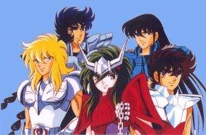 Saint Seiya : la série TV…