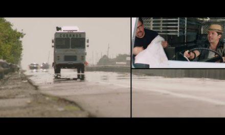 CHEF écrit et réalisé par Jon FAVREAU (DVD). Un Road Movie culinaire aux couleurs des plats cubains, texans, de Miami à la Nouvelle-Orléans