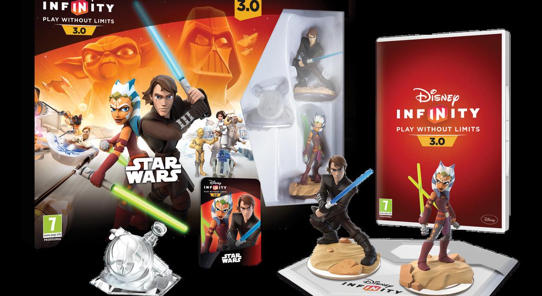 Le troisième opus de Disney Infinity, consacré sans surprise à Star Wars, se révèle.